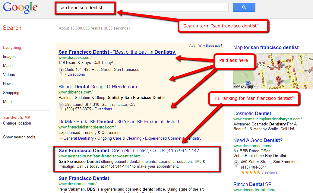 7 SEO Factors for Local Search Domination