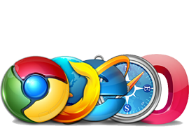 Cross Browser And Platform Support